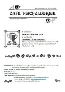 INVITO per CAFFE' SOSPESO